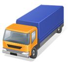 重要書類の廃棄 持込トラック